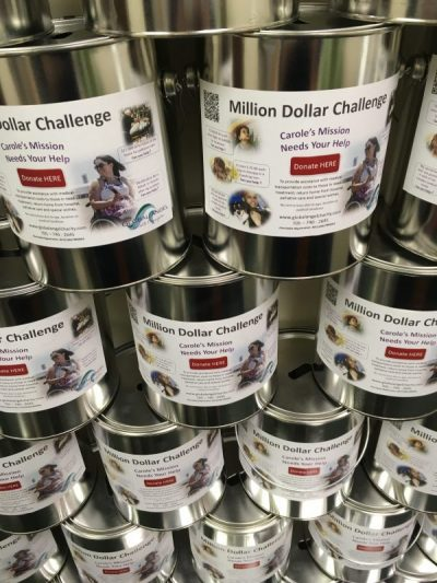 "Join the Challenge – Call for your ""Pail"" today!"