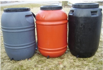 Thank you for all your support ..by purchasing a Rain barrel in 2017