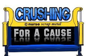 2018 Crushing for a Cause – Turn your scrap metal into cash….Now ready to accept!