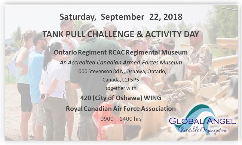Tank Pull Challenge & Activity Day
