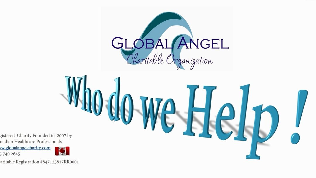 Who Do We Help!