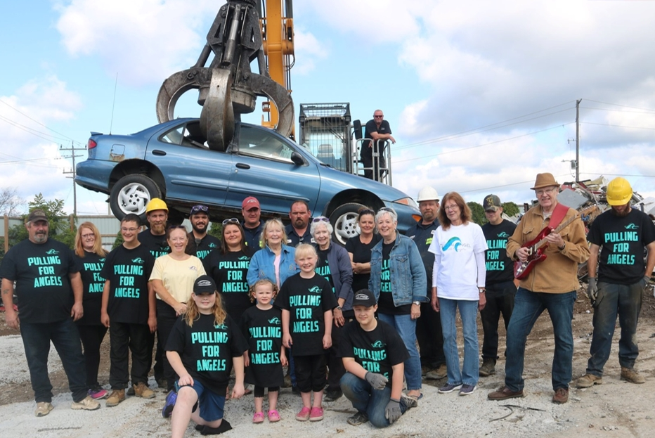 2nd Annual – 2019 Crushing for a Cause