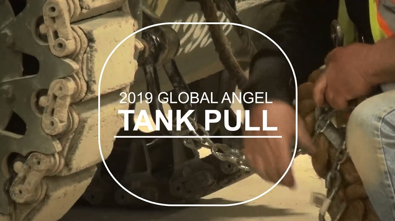 2nd Annual Tank Pull Challenge & Activity Day